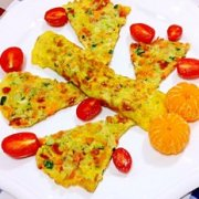 果树蛋饼早餐的做法
