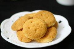 椰蓉纽扣小饼干的家常做法