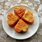 胡萝卜丝鸡蛋饼