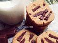 花生巧克力饼干的做法
