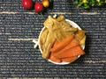 抗衰老食谱---胡萝卜炒腐竹的做法