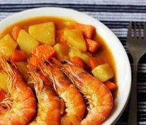 【胡萝卜和虾能一起吃吗】胡萝卜和什么相克_胡萝卜和什么一起吃好