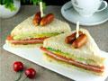 DIY三明治的做法