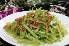 芹菜炒肉的做法,芹菜怎么做好吃
