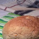 全麦胡萝卜面包