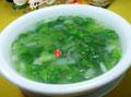五号菜蚕豆汤的做法