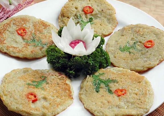 韩式土豆饼的家常做法