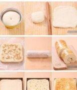 【肉松面包】肉松面包的做法_肉松面包热量