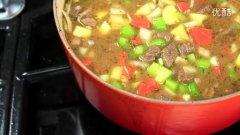牛肉炖汤(Beef Stew)的做法视频