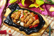 春节年夜饭菜谱:爆炒鱿鱼的做法