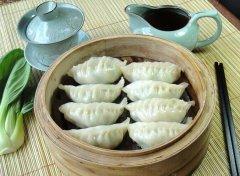 西葫芦鸡蛋饺子