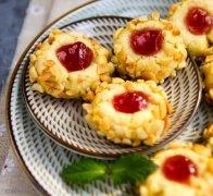 花生果酱小酥饼做法