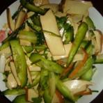 凉拌豆腐干