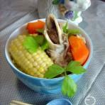 大骨炖玉米