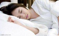 睡眠养生的好处