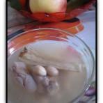 花生猪尾汤的做法