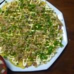 杂样煎菜饼的做法