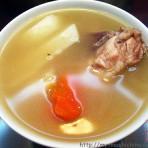 淮山胡萝卜猪骨汤的做法