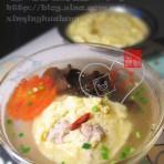 肉饼蛋汤的做法的做法