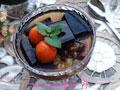 蜜豆龟苓膏的做法