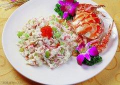 芙蓉蟹的营养价值