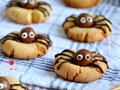 万圣节蜘蛛酥饼的做法