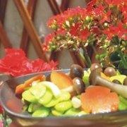 蚕豆瓣炒蟹味菇的做法