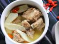 山药排骨枸杞汤的做法