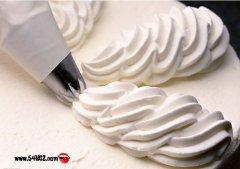 鲜奶油的做法_鲜奶油打发程度_怎么做?