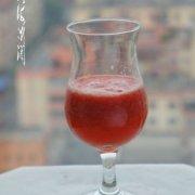 血柚汁的做法