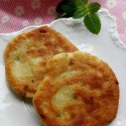 花生豆渣饼的做法