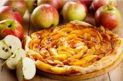 【2015年夜饭菜谱】苹果派的做法,苹果派怎么做