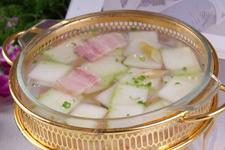 咸肉冬瓜汤的做法