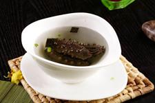 海参汤的家常做法