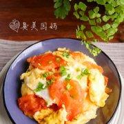 简单易做的西红柿滑蛋的做法