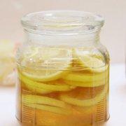 蜂蜜浸柠檬的做法