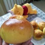 南瓜肉松面包