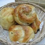 椰蓉提子面包
