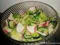 焙煎芝麻蔬菜沙拉的做法