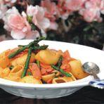 豆豉红萝卜