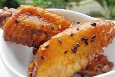 微波炉烤鸡翅做法