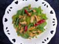 鸡肉炒大椒的做法