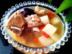萝卜排骨滋补养生汤的做法