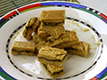 芝麻豆香酥糖的做法