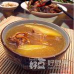 虫草花炖老鸭汤