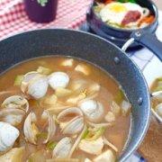 韩国大酱汤的做法