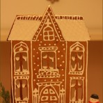 圣诞糖霜姜饼的做法