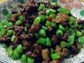 泰式肉燥炒豆角的做法