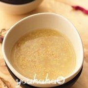 小米藜麦粥的做法