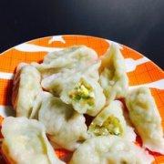 白菜豆腐饺子的做法